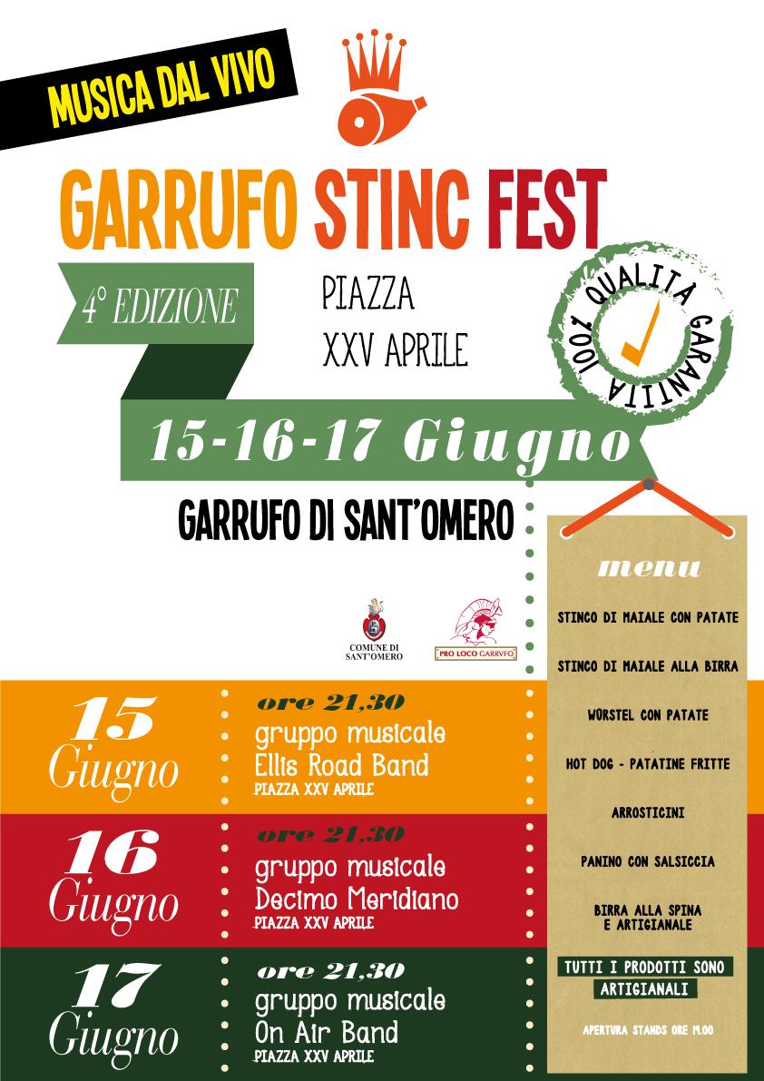 GARRUFO STINC FEST 2018