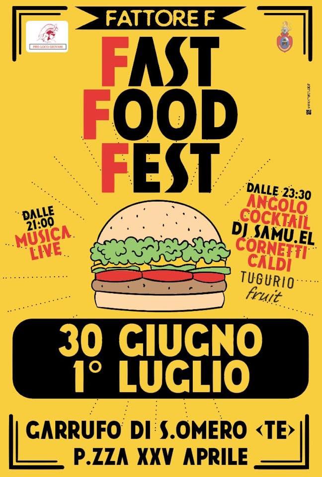 FAST FOOD FEST 2018